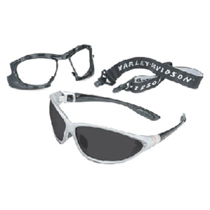 uvex hd1301 by honeywell sperian hd1300 series safety glasses with black and siver